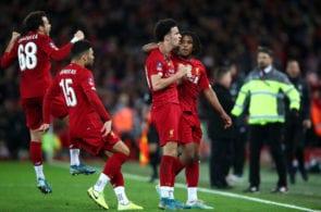 Liverpool FC v Everton, FA Cup