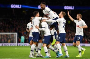 Giovani Lo Celso Tottenham Erik Lamela Jose Mourinho