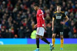 Marcus Rashford, Manchester United