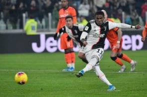Video - Juventus thrash Udinese 4-0 without Cristiano Ronaldo