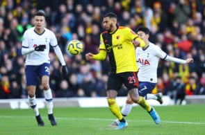 Tottenham vs Watford, Premier League