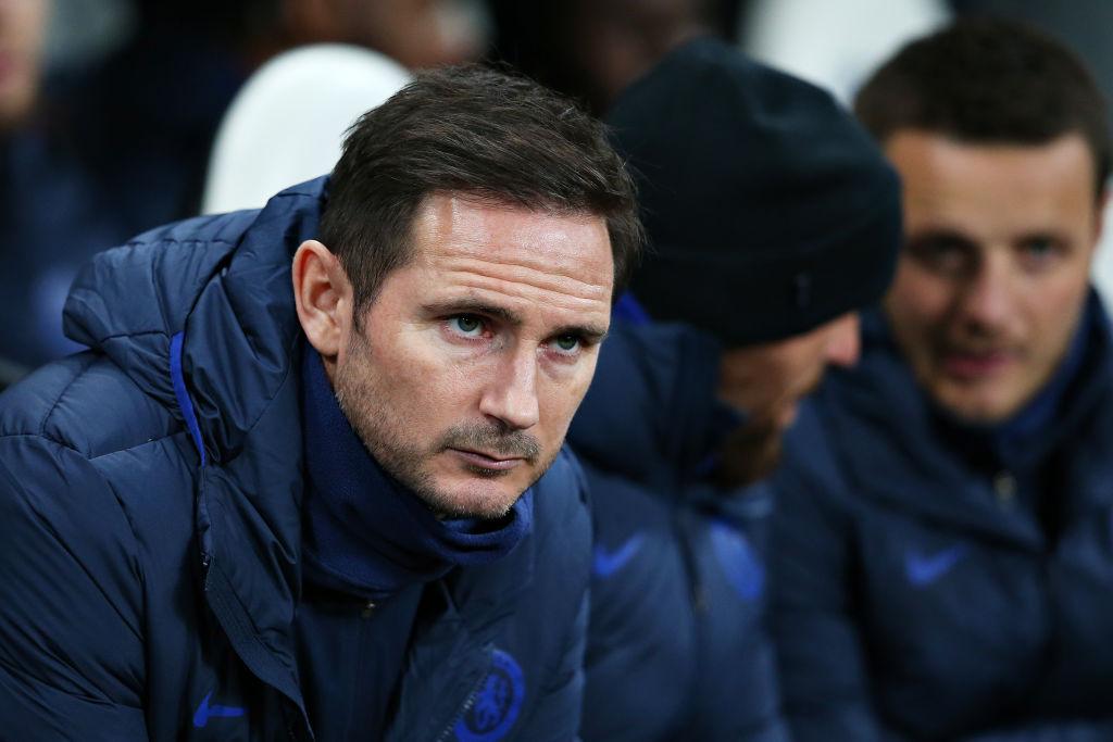 Frank Lampard, Chelsea FC