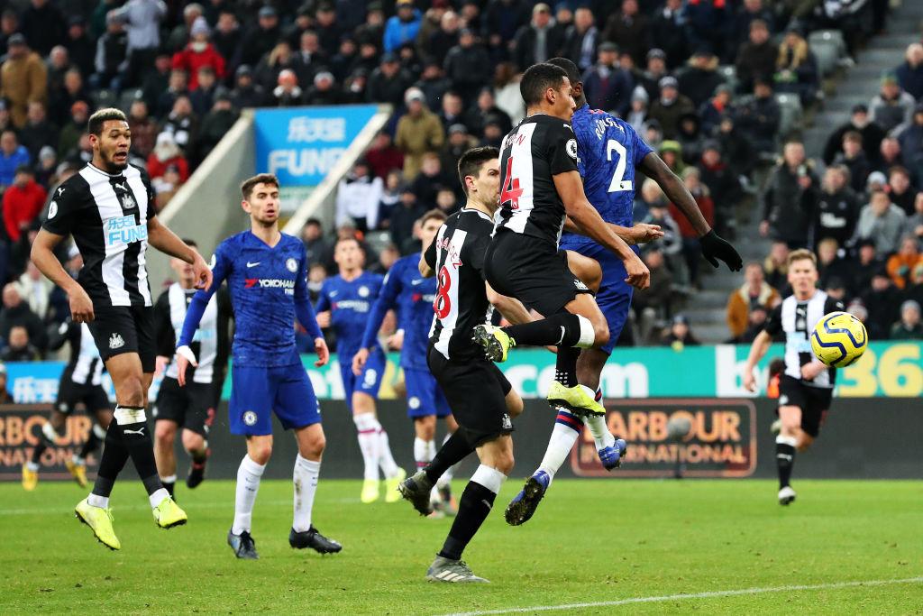 Newcastle United v Chelsea, Premier League