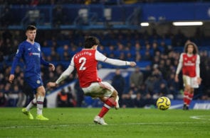 Chelsea 2-2 Arsenal - Players' ratings