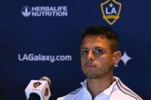 Javier 'Chicharito' Hernandez, Los Angeles Galaxy