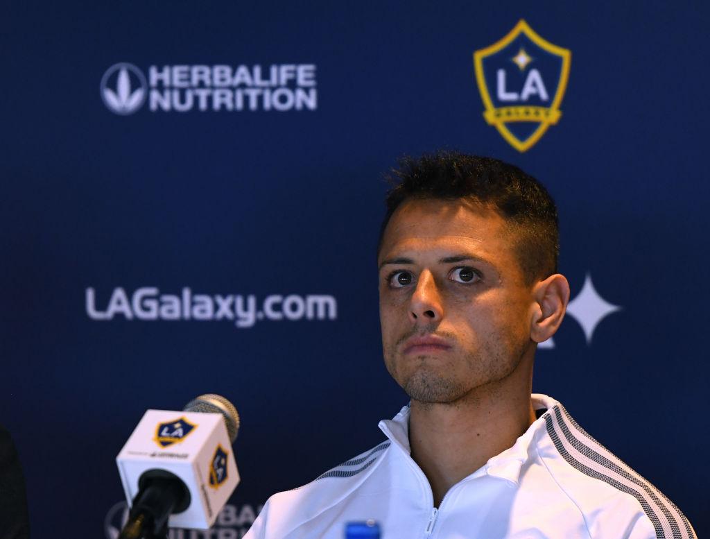 Javier 'Chicharito' Hernandez, Los Angeles Galaxy