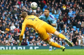Manchester City v Fulham, - FA Cup