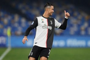 Video - Cristiano Ronaldo maintains his perfect goalscoring record in 2020