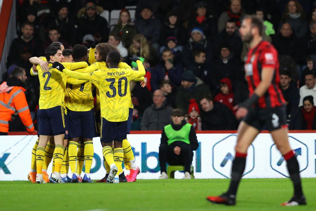 AFC Bournemouth v Arsenal FC, FA Cup