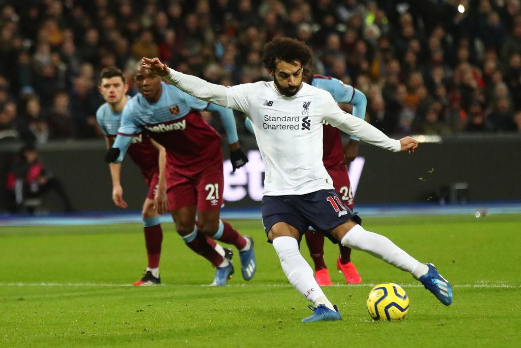 Mohamed Salah , Liverpool