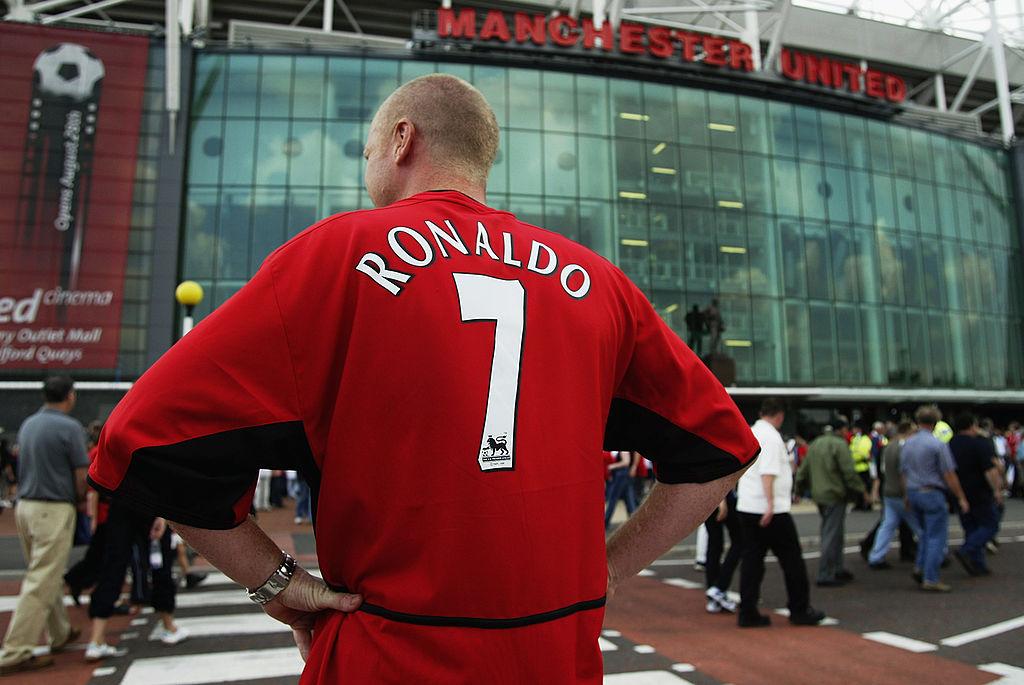 Ronaldo nearly didn't become CR7