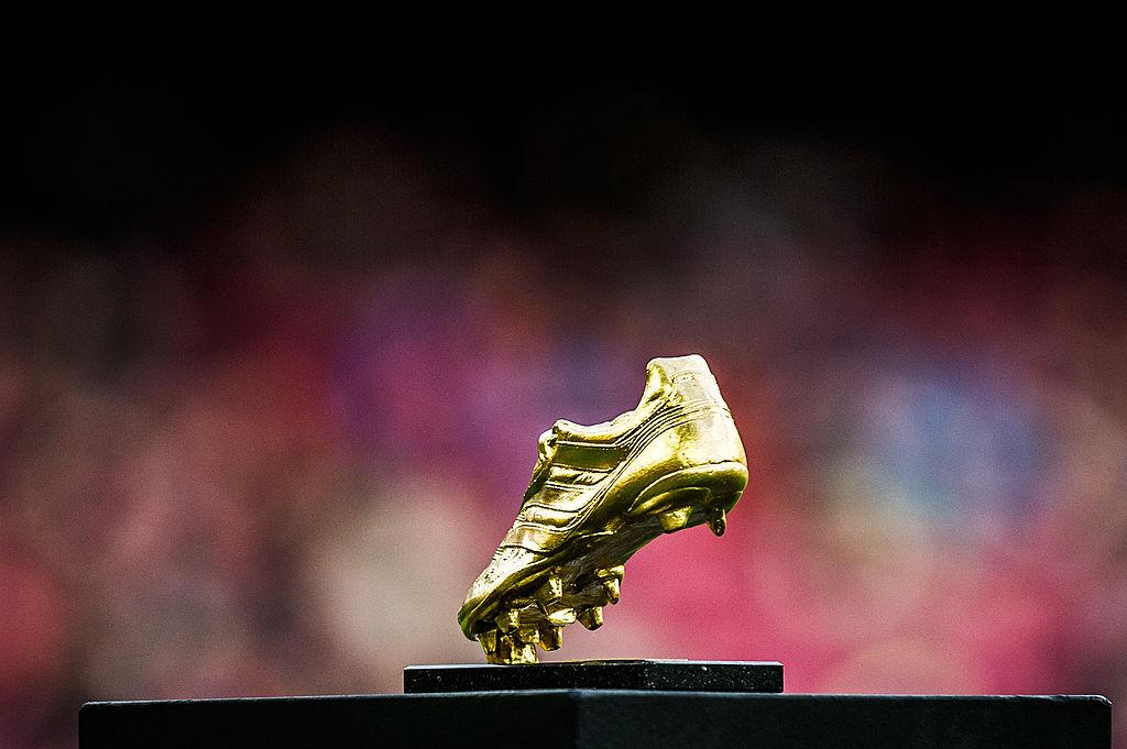 Top 5 leaders in the European Golden Shoe race