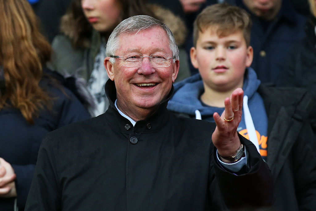 Sir Alex Ferguson, Manchester United