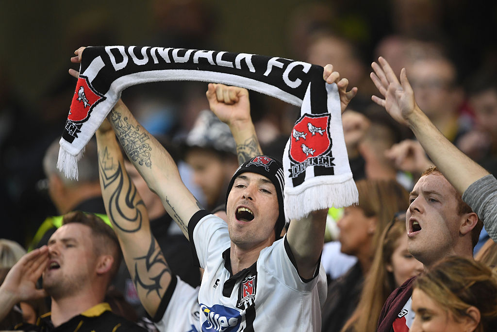 Dundalk FC, ireland