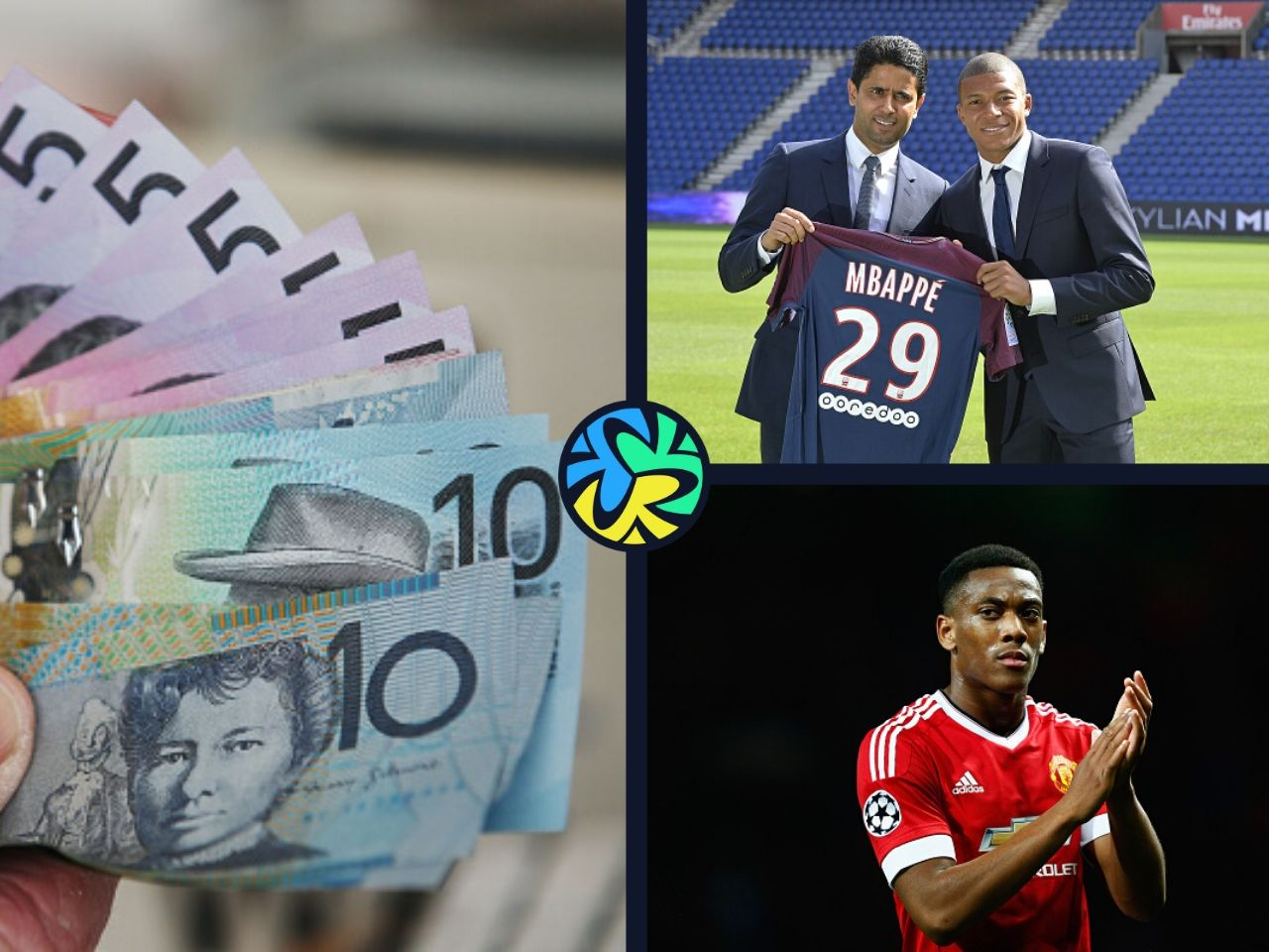 Top 5: Most expensive teenagers in world football