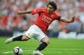 Carlos Tevez, Manchester United