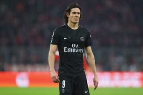 edinson cavani, psg, ligue 1