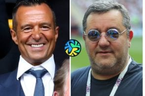 Top 5 most powerful football agents in 2020