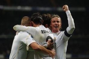 Guti, Ronaldo