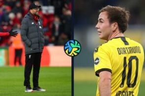 Gotze leaves the door open for reuniting with Klopp