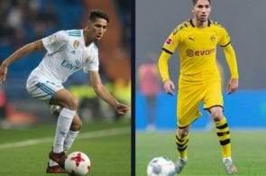 Hakimi undecided between Dortmund and Real Madrid