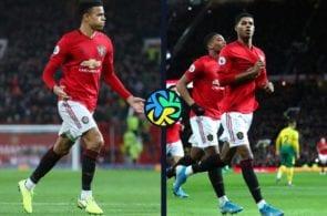 Manchester United, Norwich City, Premier League