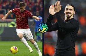 Kryzstof Piatek, Zlatan Ibrahimovic, AC Milan, Newcastle, Premier League
