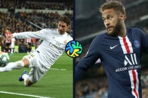 Neymar names the best defenders he's faced
