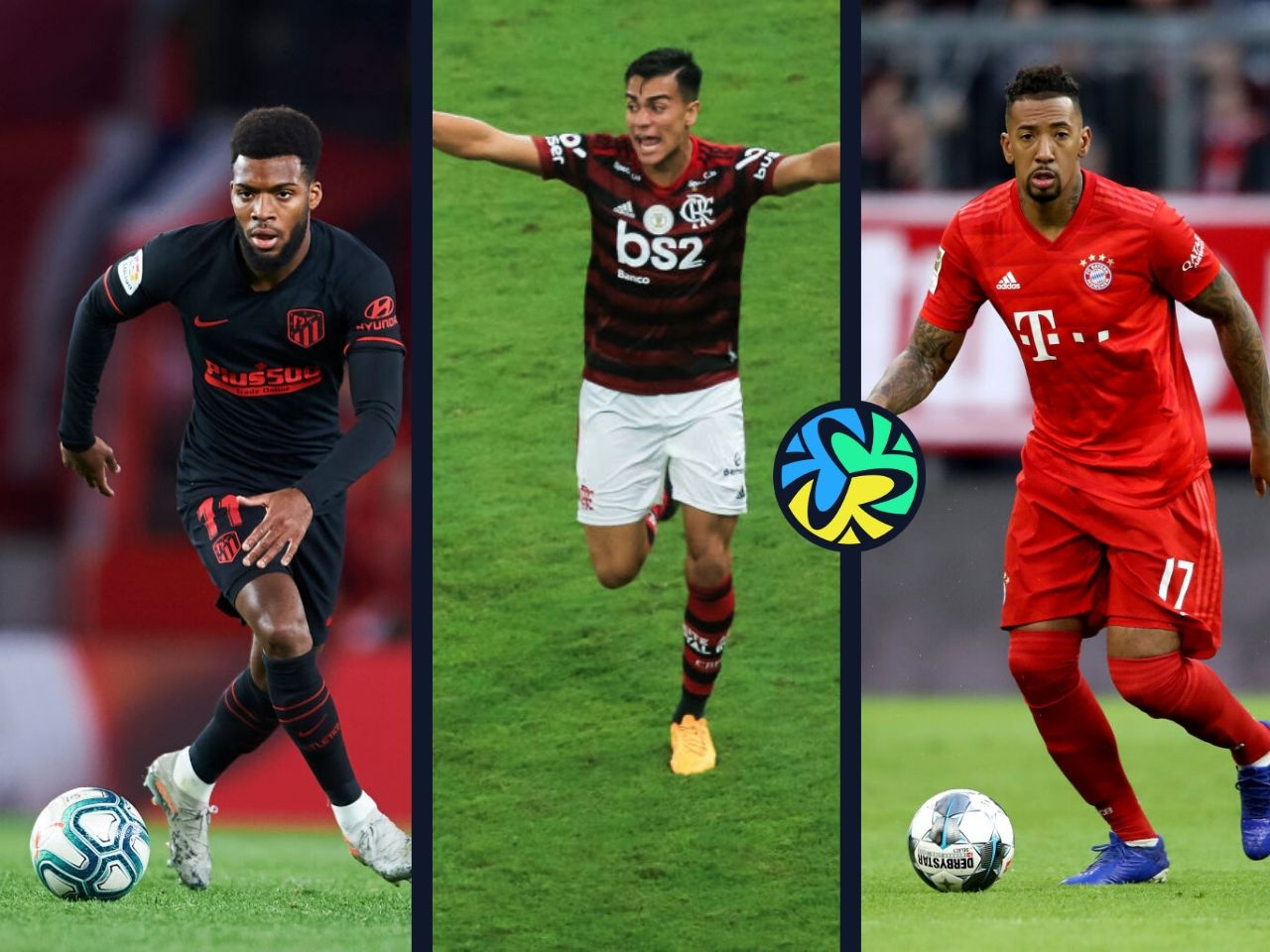 Thomas Lemar, Reinier, Jerome Boateng, Max Aarons