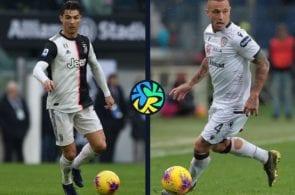 Juventus, Cristiano Ronaldo, Cagliari