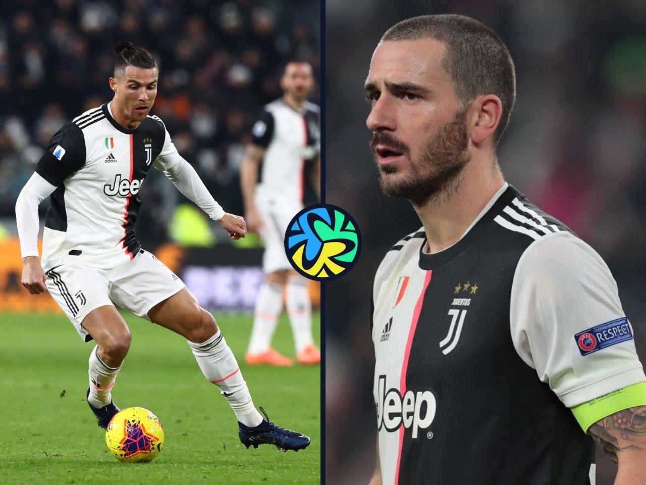 Juventus 3 1 Roma Player Ratings Ronaldo Com