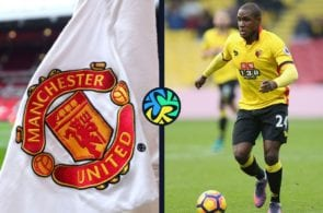 Odion ighalo, manchester united