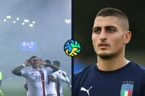 Verratti on Icardi We didn't think he could do this well