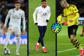 Top 5 youngsters to watch in the UEFA Champions League