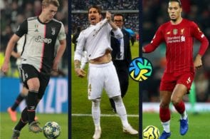 Top 5 defenders to watch in the UEFA Champions League