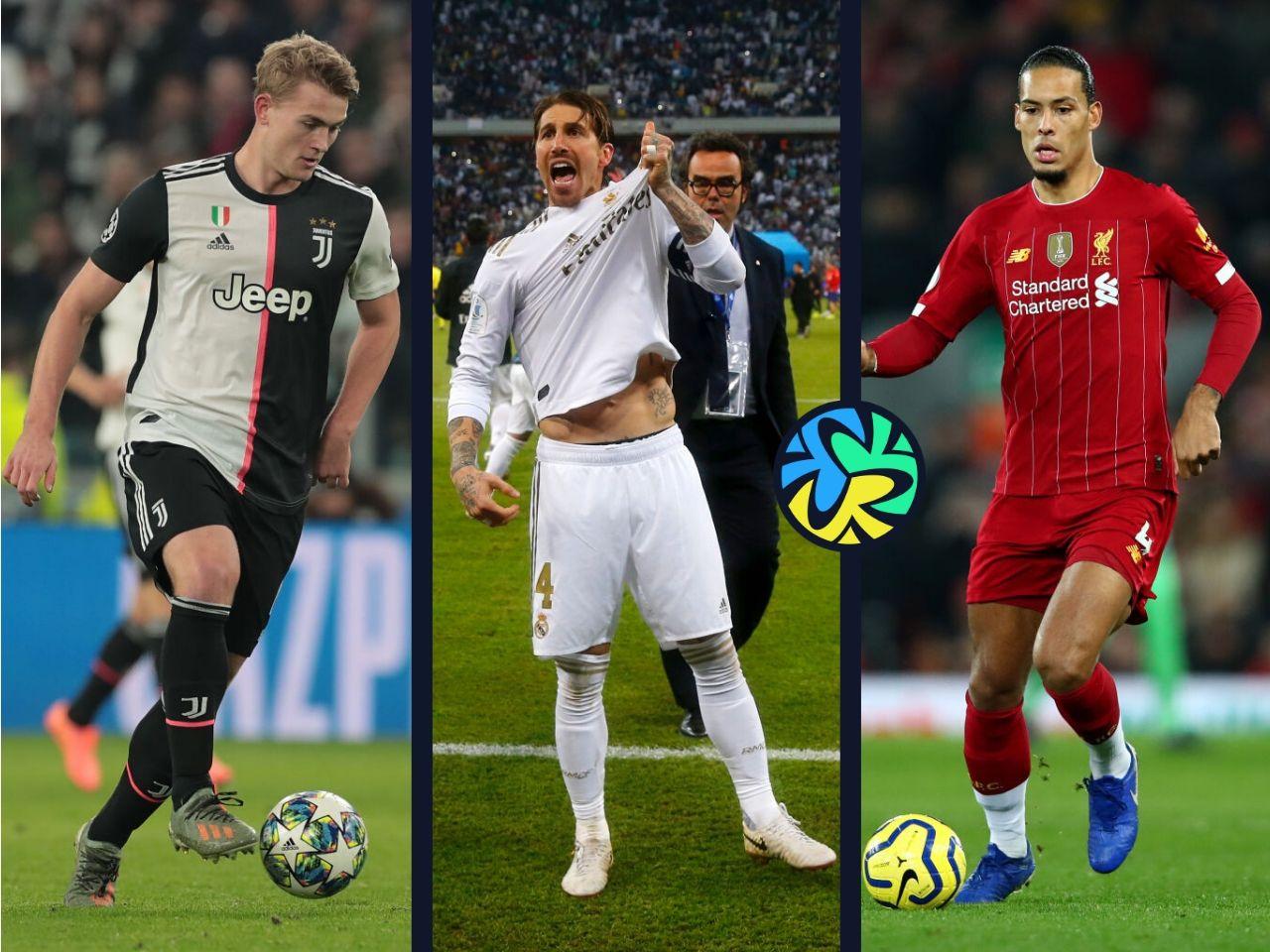 Top 5, defenders