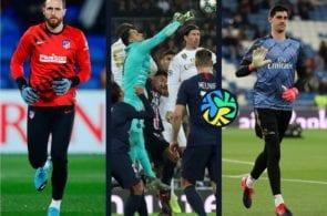 Top 5, goalkeepers