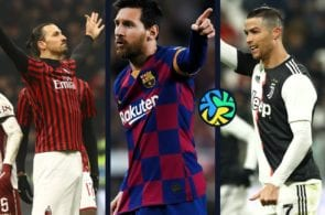 Top 5 most influential players in world football right now