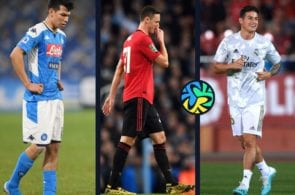 Top 5 rejects who should leave their club next summer
