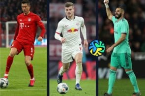 Top 5 strikers to watch in the UEFA Champions League