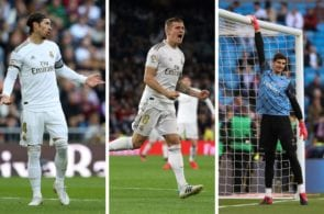 Top 5 Real Madrid players to watch for the next El Clasico
