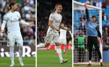 Top 5 Real Madrid players to watch for the next El Clasico image