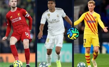 Top 5 midfielders to watch in the UEFA Champions League image