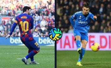 Analysis: Ronaldo vs Messi, 1,000 is their magic number image