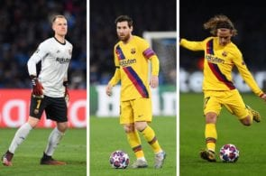 Top 5 FC Barcelona players to watch for the next El Clasico