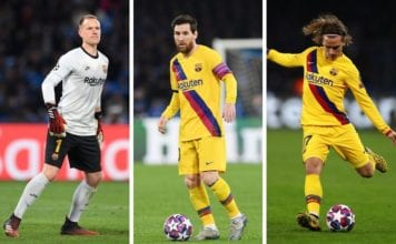 Top 5 FC Barcelona players to watch for the next El Clasico image