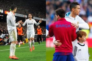 Top 5 Cristiano Ronaldo memorable El Clasico moments