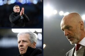 managers facing the sack