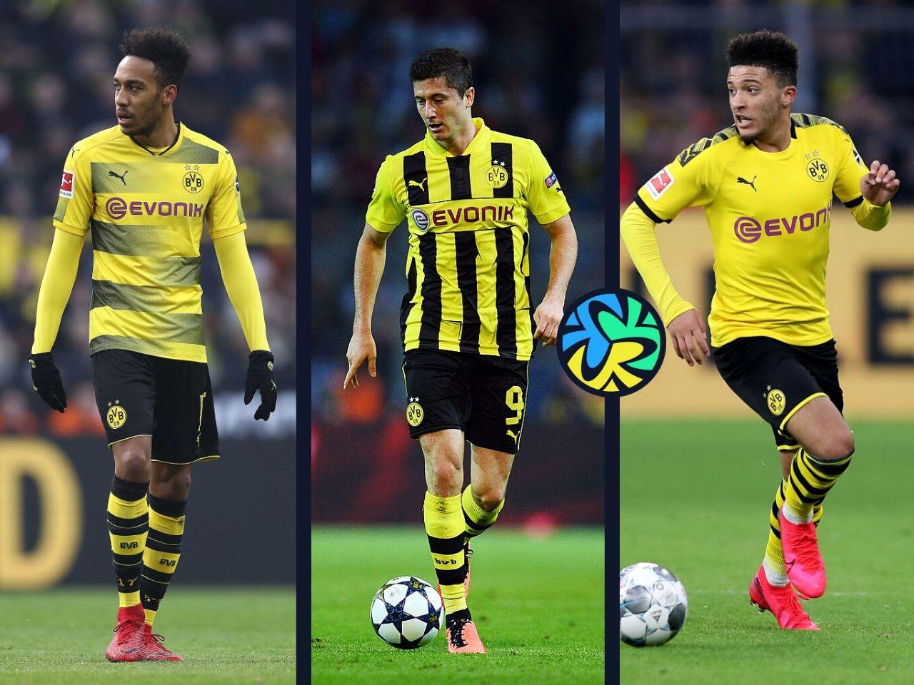 Borussia Dortmund, Top 5