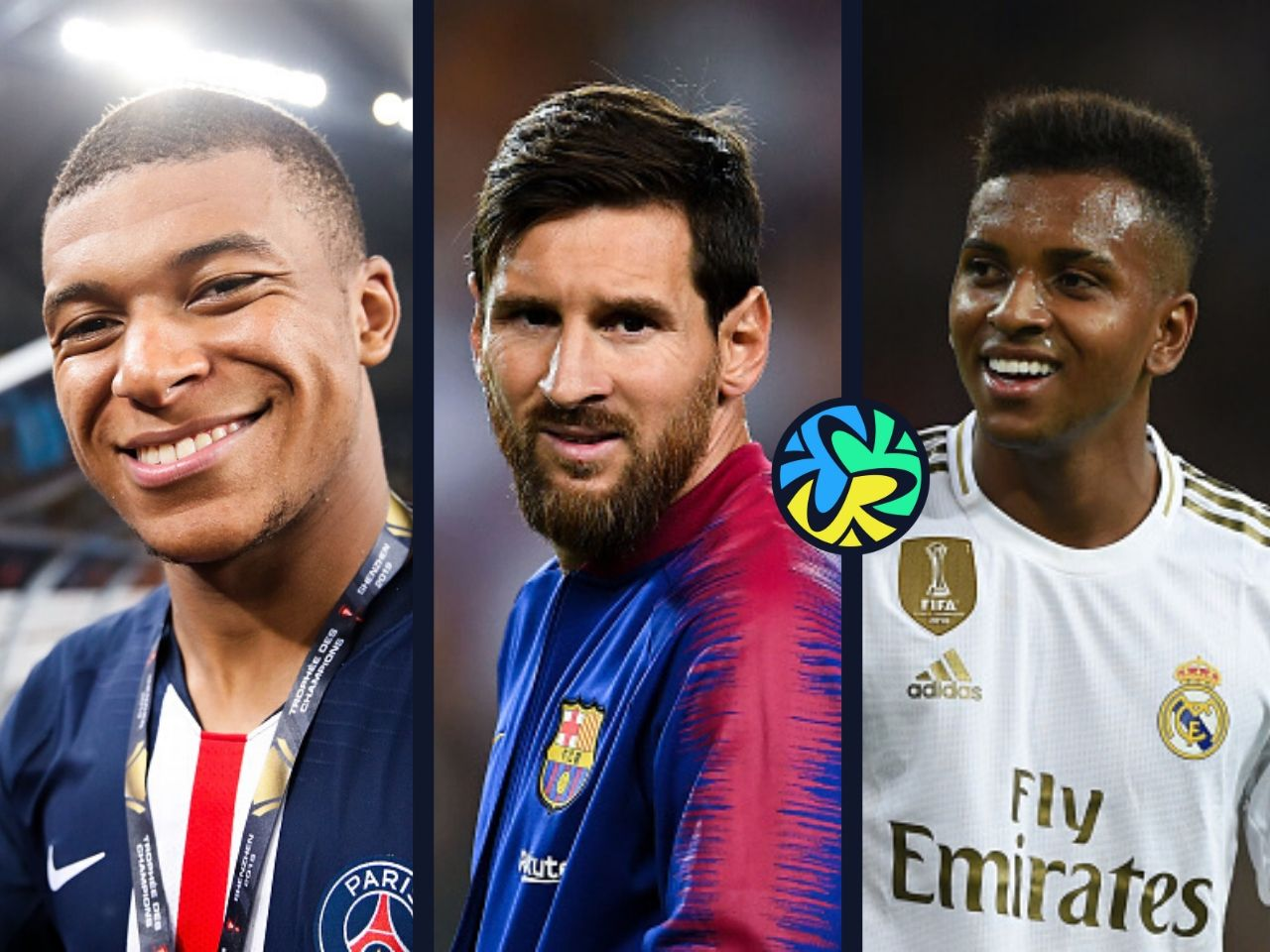 Top 10 best football players in the Champions League